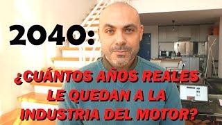 ¿CUÁNTO SON 21 AÑOS EN AUTOMOCIÓN? SE BUSCAN alquimistas y magos. RAZÓN: Industria del motor
