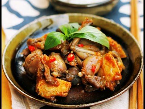 Cách làm món ếch xào sa tế thơm ngon cay nồng cho bữa cơm chiều