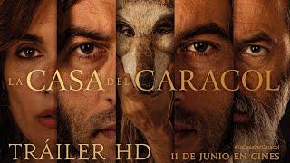 LA CASA DEL CARACOL. Tráiler oficial. 11 de junio en cines
