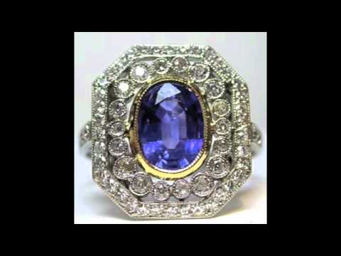 La Valencia Jewelry and Antique store in Beverly Hills, California