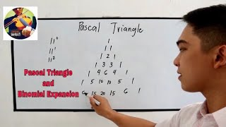 Grade 10 - Lesson # 4 - Pascal Triangle and Binomial Expansion
