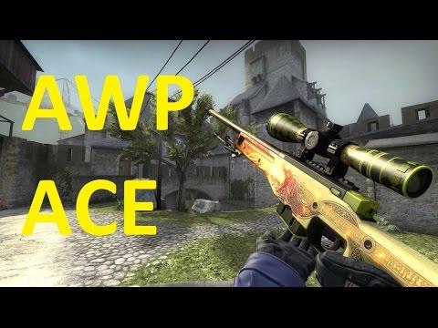 CS:GO - AWP ACE | MASTA MrGillette