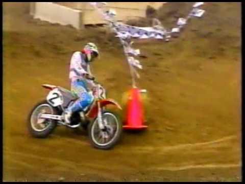 Dean Matson - Montreal Supercross 1990
