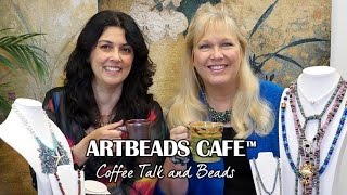 Artbeads Cafe - Discover Seed Bead Rope Ideas with Kristal Wick and Cynthia Kimura