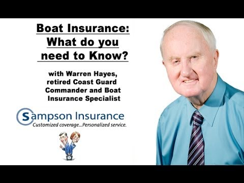 Marine Insurance - Elements of a Policy You Need to Know.