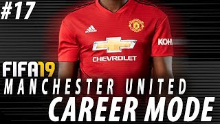 FIFA 19: Manchester United Career Mode #17 - NEW YEARS EVE DRAMA