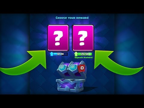 WHICH CARD WOULD YOU CHOOSE! (COMMENT BELOW!) | Clash Royale
