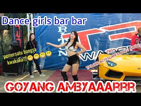 Dance Girls[ Stance Garage] Auto Show Taiwan 2019. Guanyin Taoyuan
