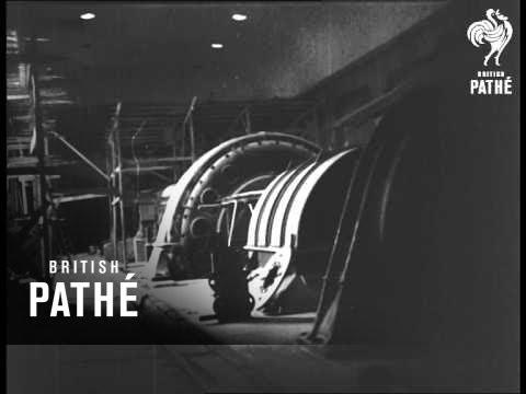 Heavy Water Plant - Norway (1945)