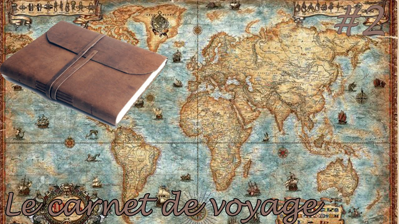 le carnet de voyage les questions 2 youtube. Black Bedroom Furniture Sets. Home Design Ideas