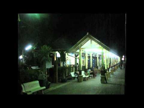 SRT Southern Line Special Exp 86 Night Train Thailand การรถไฟแห่งประเทศไทยทางรถไฟสายใต้ (Part 1)