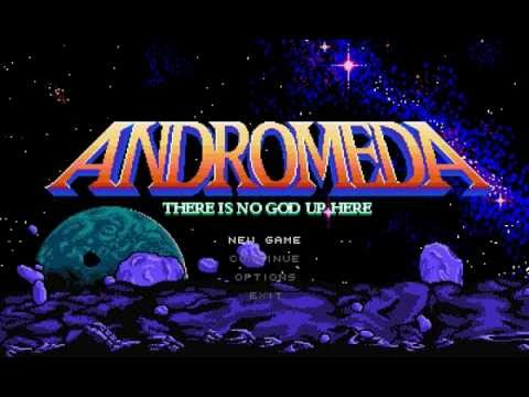 You may all be wondering - Andromeda - A Metroidvania style kickstarter