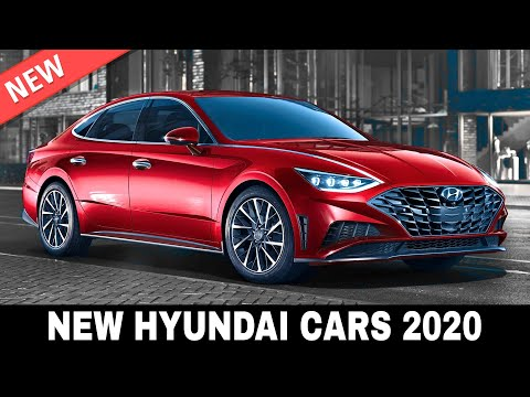 10 Upcoming Hyundai Cars and New SUVs Providing Best Value in 2020