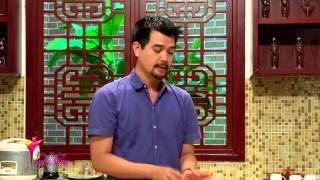 Salad gà trái cây - Tận Hưởng Cuộc Sống [SCTV7 - 24.11.2013]