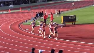 第 95 回関西学生陸上競技対校選手権大会 男子2部5000m決勝