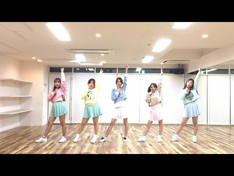 Red Velvet ''Ice Cream Cake'' Dance Cover by mnsd