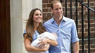 Уильям и Кейт показали маленького принца миру (новости)