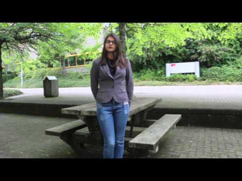 Аделя Арсланова - студентка Simon Fraser University
