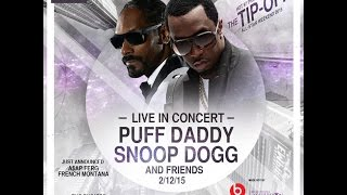 HOT97 presents TheTipOff feat P-Diddy ,Snoop Dogg & Friends.