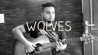 [free tabs] Selena Gomez, Marshmello - Wolves ( Fingerstyle Guitar Cover )