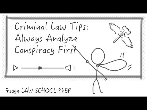 Crim Law #5: Inchoate Crimes Part 1 of 3 Solicitation