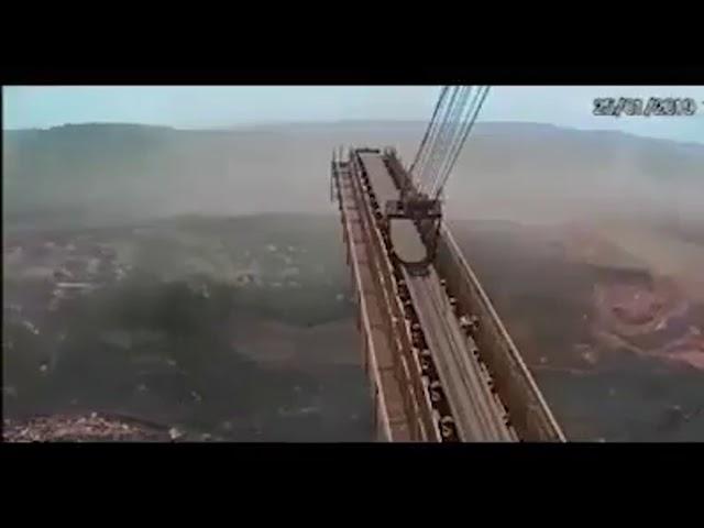 Veja o momento do rompimento da barragem em Brumadinho