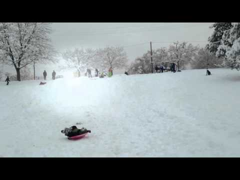 Top 5 Sledding spots in Salt Lake City, UT