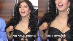 Bollywood Actress Shocking Oops Moment