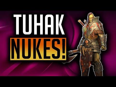 RAID | Amazing new Epic TUHAK the WANDERER!