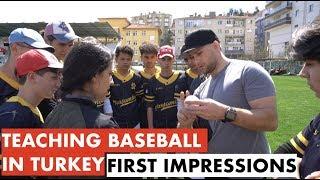 Dan Blewett Coaches Turkey National Baseball Team Camp | You're My Boy Blew EP10