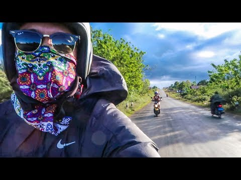 39   RIDING 160KM IN ONE DAY!! BOLAVEN PLATEAU!! (Southeast Asia Travel VLOG)