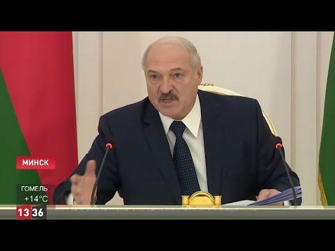 Лукашенко о коронавирусе: