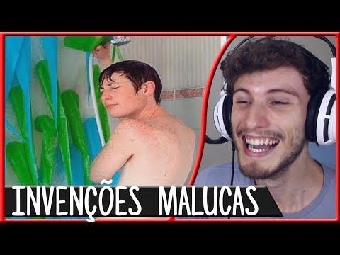 REACT TOP 07 INVENTOS DIVERTIDOS QUE VOCÊ PRECISA CONHECER l Almanaque X