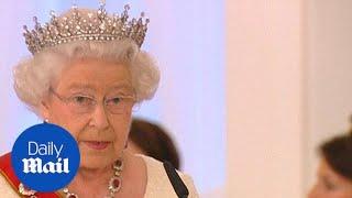 Queen Elizabeth II calls for European unity in Berlin - Daily Mail