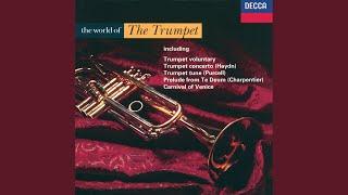 Clarke Trumpet Voluntary Arr For Brass Ensemble