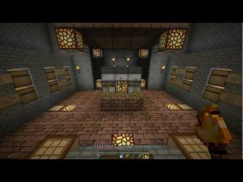 Minecraft - Spellbound Caves #12 - Casa Nova [Z15]