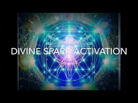 ♡☥ DIVINE SPARK ACTIVATION- SACRED PURPOSE MEDITATION☥♡