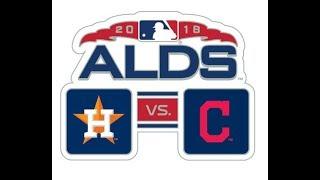 2018 ALDS Preview: Cleveland Indians vs. Houston Astros