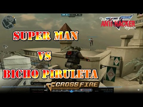 Super Man Vs Bicho Piruleta #LigaDaJustiça [CF/AL]