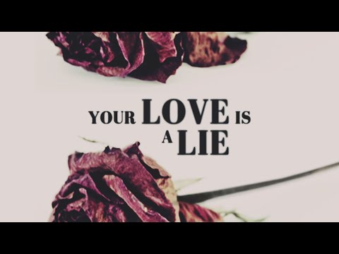 Simple Plan - Your Love Is A Lie (Lyric Video)