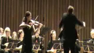 MZO + Katharina Lemberg: Marcel Wengler - Suite in d-moll für Solo-Violine und ZO