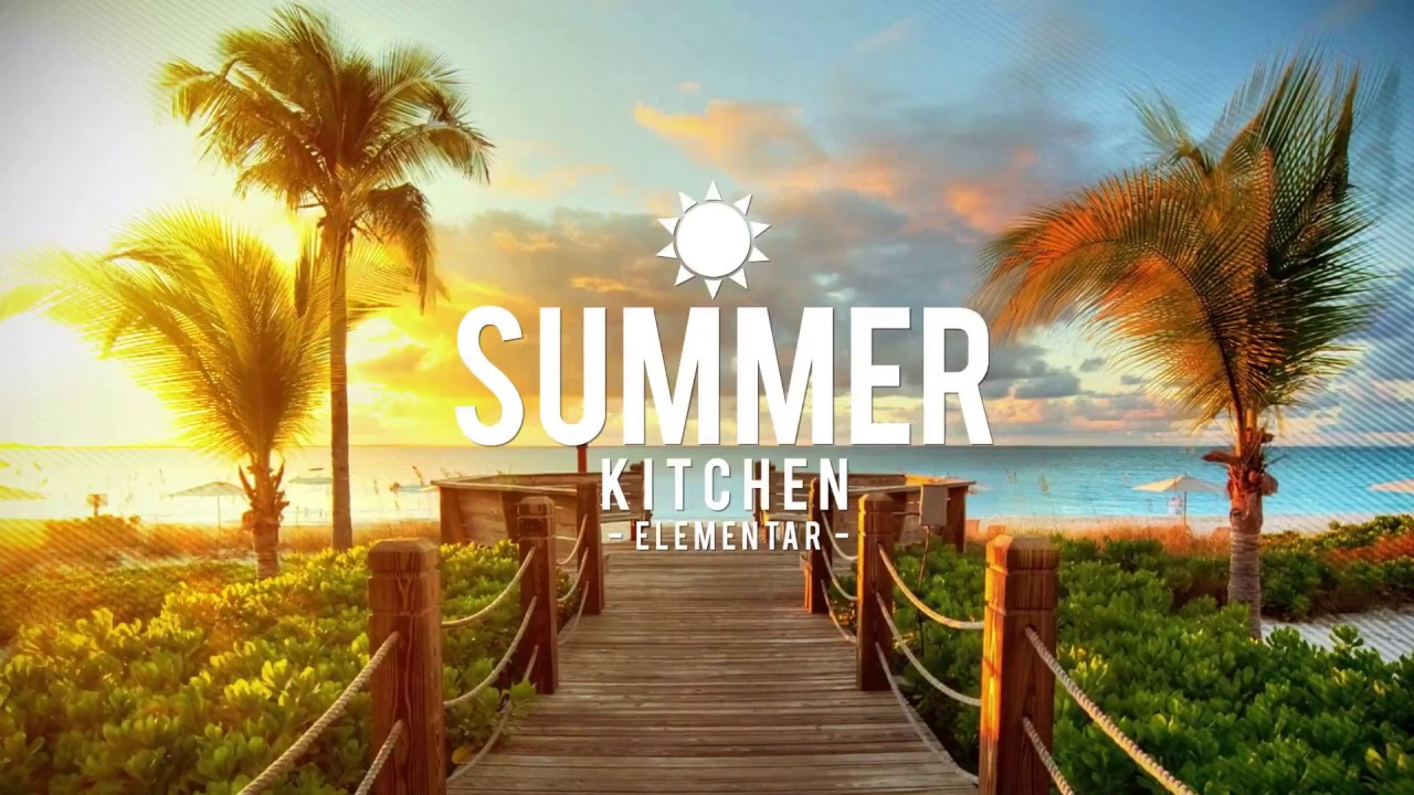 Summer Kitchen Compact EUA - YouTube on Elementar Outdoor Living  id=80747