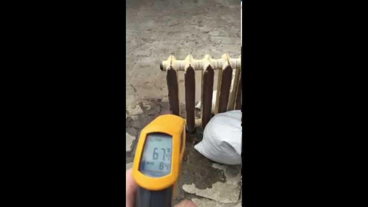 Как добавить скрутить секции радиатора, промывка батареи .