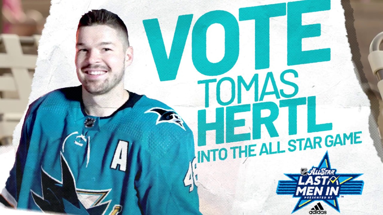 Watch Sharks' Tomas Hertl score 2020 NHL All-Star Game-winning ...