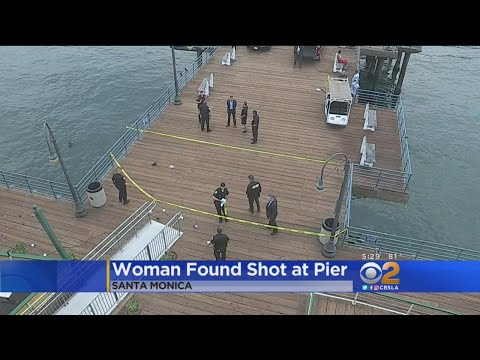 Woman Shot In Leg On Santa Monica Pier