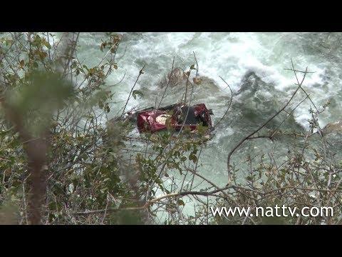 อุบัติเหตุ 2 นักเรียนไทยขับรถตกเขา ที่ kings canyon National park