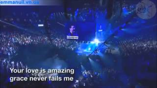 Your Love is Amazing Grace-Passion 2015
