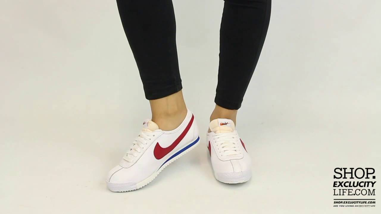new product 7de37 1f31a netherlands womens cortez 72 og on feet video at exclucity youtube nike  c7ad9 61613