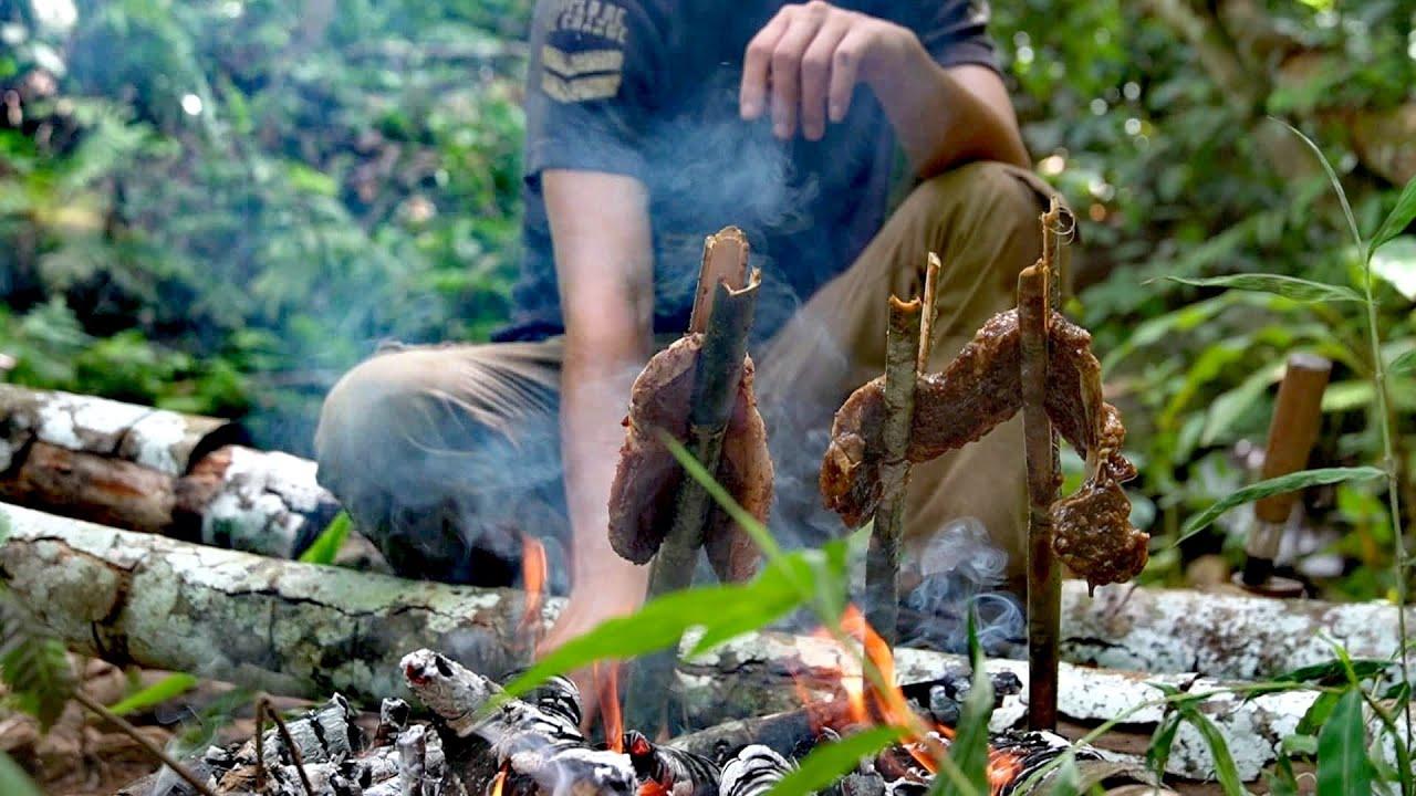 นั่งเล่า EP.1  โดนงูเขียวหางไหม้กัดในป่าลึก...!! [โจโฉ]