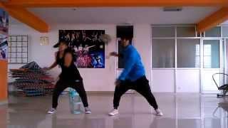 Sadda Haq - Arun Vibrato Choreography